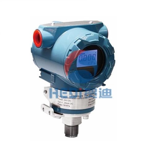 HDP402单晶硅智能压力变送器