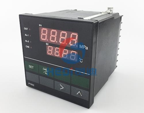 PY602温压控制仪表