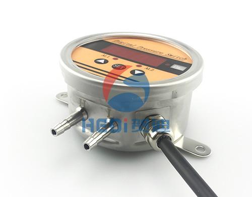 HDP802S智能风压变送器