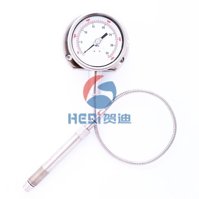 HDP124G高温熔体压力表