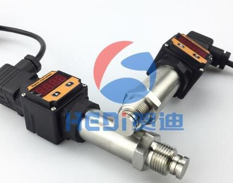 HDP301S数显平膜压力变送器