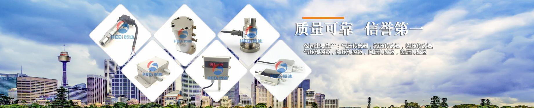 广东压力传感器