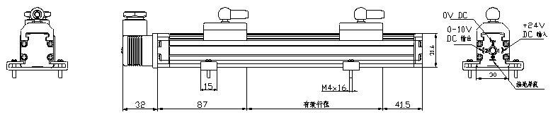 线性位移传感器